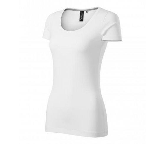 Action Póló női, L méret, fehér szín