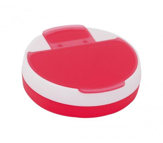 Astrid gyógyszeradagoló, piros szín