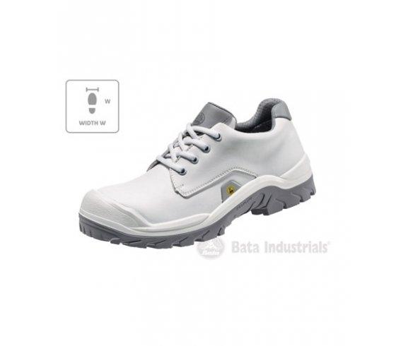 Act 157 W Félcipő unisex, 40 méret, fehér szín