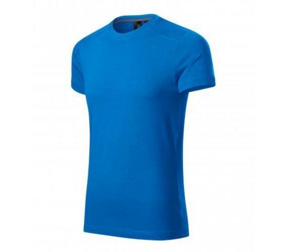 Action Póló férfi, snorkel kék szín, XL méret