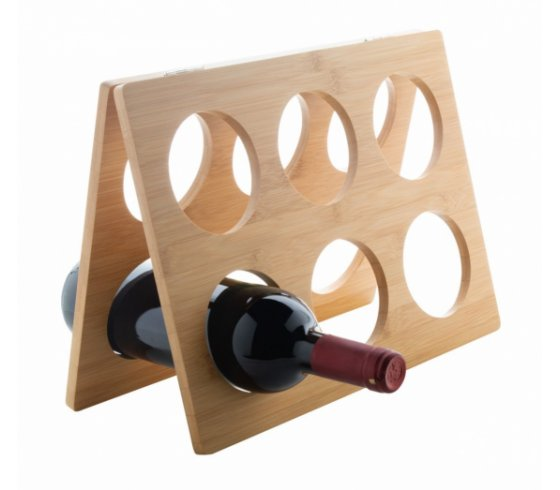 Albarino bambusz bortartó