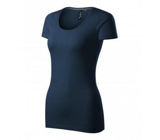 Action Póló női, XL méret, tengerészkék szín