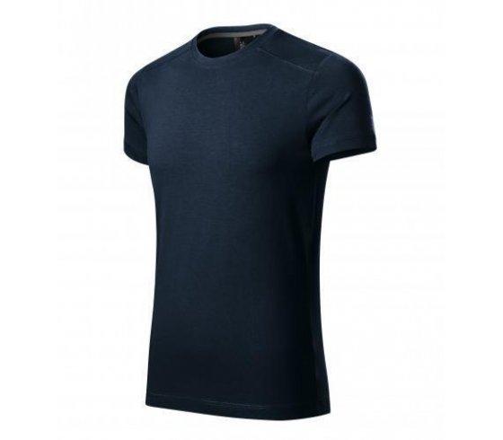 Action Póló férfi, M méret, ombre blue szín