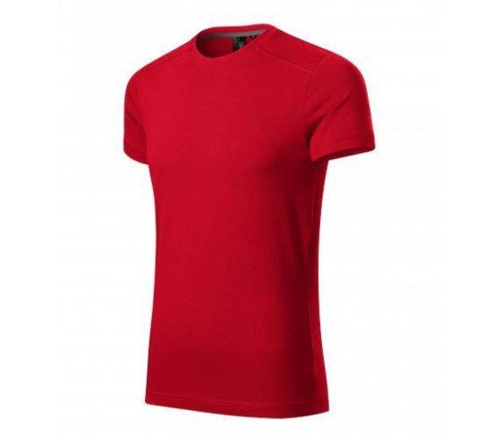 Action Póló férfi, L méret, F1 piros szín