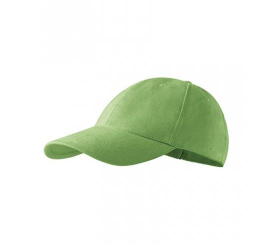 6P Sapka unisex, borsózöld szín, állitható méret
