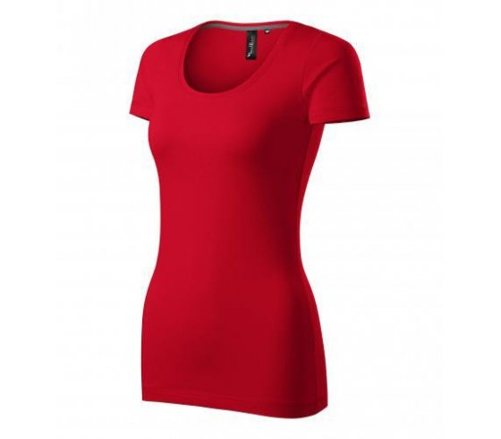 Action Póló női, 2XL méret, F1 piros szín