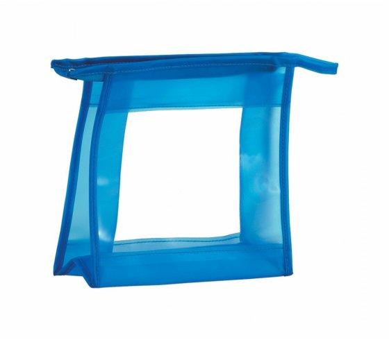 Aquarium kozmetikai táska, kék szín
