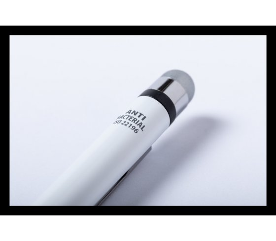 Verne antibakteriális érintőképernyős golyóstoll